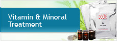 Vitamin & Mineral Treatment